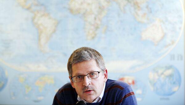 Датский журналист и писатель, Флемминг Роуз. Архивное фото