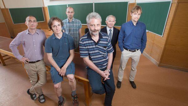 Лаборатория группы аттосекундной физики в МФТИ
