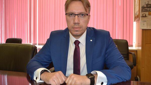 Генеральный директор АО ВНИИНМ имени Бочвара Леонид Карпюк