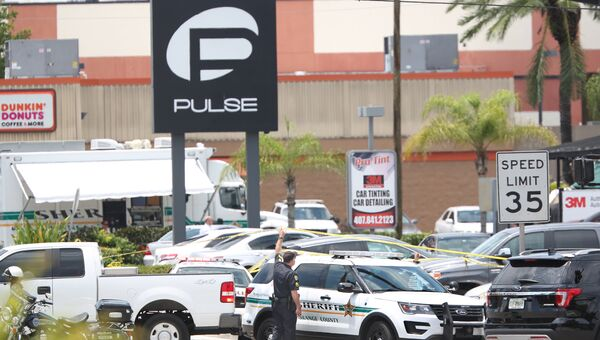 Клуб в Орландо, где произошла стрельба. 12 июня 2016. Архивное фото
