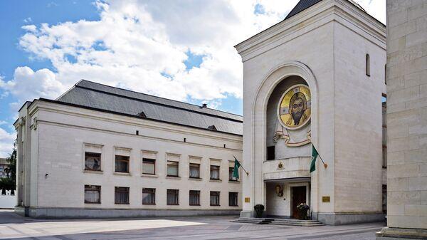 Резиденция Патриарха Московского и Всея Руси