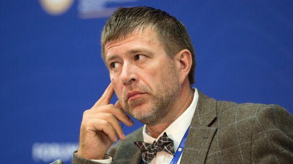 Министр юстиции Российской Федерации Александр Коновалов