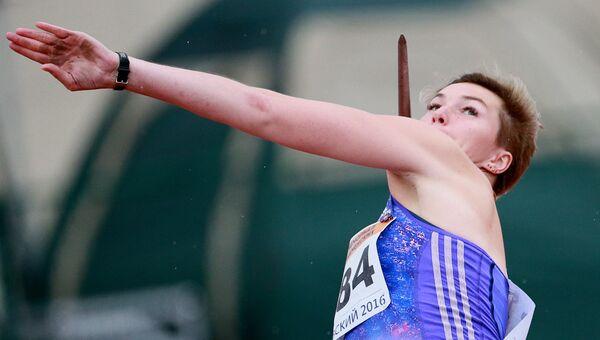 Российская спортсменка Вера Ребрик. Архивное фото