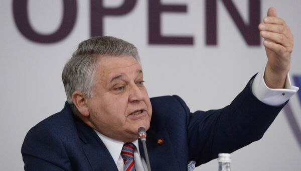 Директор НИЦ Курчатовский институт Михаил Ковальчук. Архивное фото
