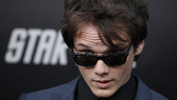 Американский актер Антон Ельчин, 2009 год