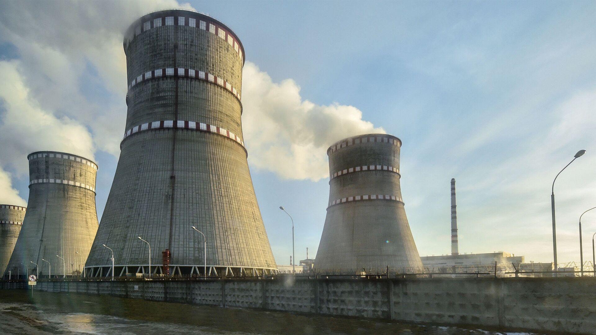 Ровенская атомная электростанция в Кузнецовске - РИА Новости, 1920, 22.01.2021