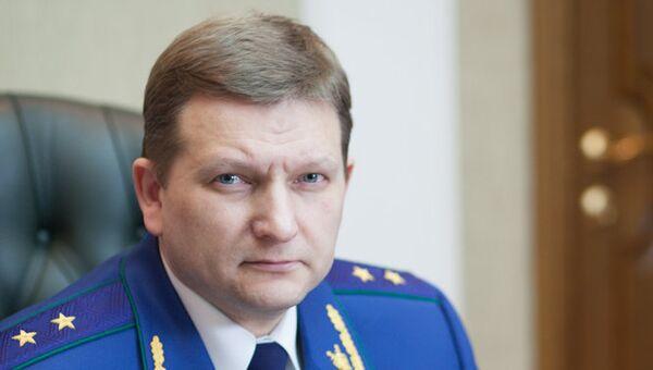 Начальник управления Генеральной прокуратуры по Приволжскому федеральному округу Александр Белых