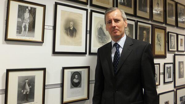 Посол Великобритании в России Лори Бристоу. Архивное фото