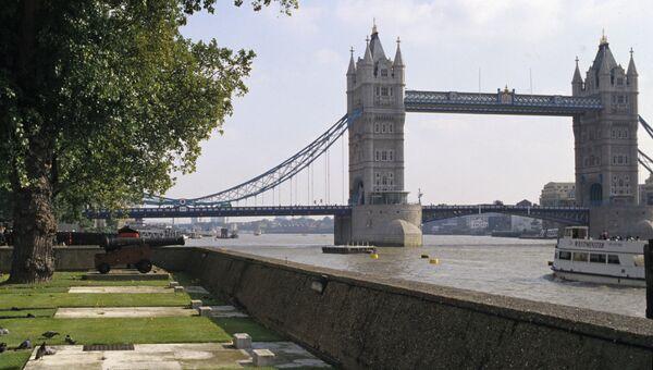 В центре Лондона. Архивное фото