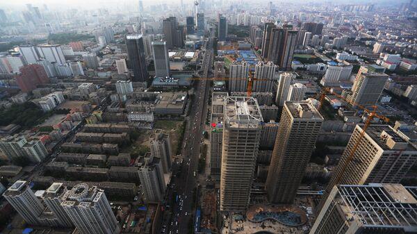 Вид на Шэньян