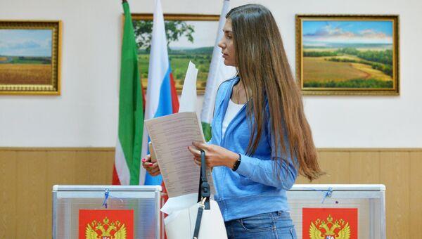 Предварительное голосование. Архивное фото