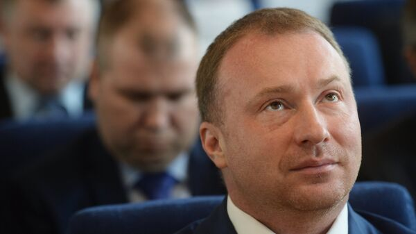 Руководитель Высшего Совета партии ЛДПР Игорь Лебедев