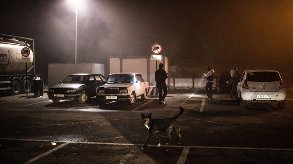 Стритрейсеры на ночных рейдах по поиску банды ГТА