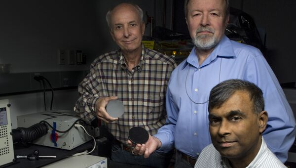 Ученые держат в руках первые зеркала из углеродных нанотрубок