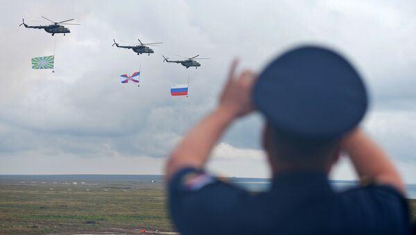 Соревнования военных летчиков Авиадартс-2016. Архивное фото