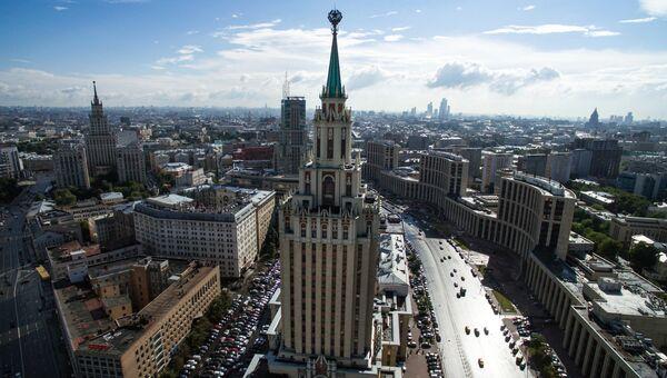 Гостиница Hilton Moscow Leningradskaya Hotel в Москве