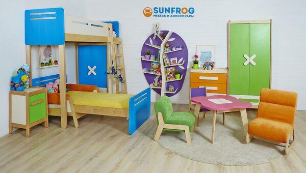Мебель компании SunFrog
