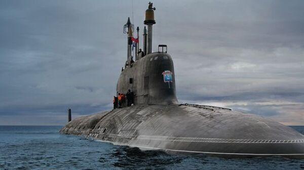 Атомная подводная лодка проекта 885 Ясень. Архивное фото
