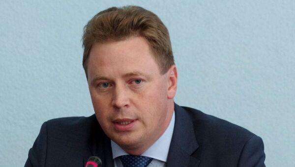 Временно исполняющий обязанности губернатора Севастополя Дмитрий Овсянников. Архивное фото