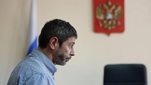 Актер Валерий Николаев. Архивное фото