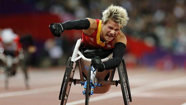 Бельгийская спортсменка Марике Верворт