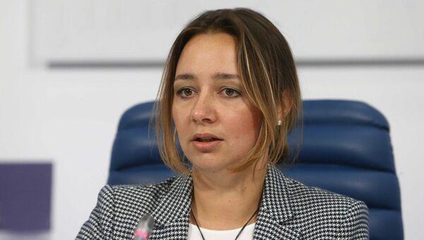 Заместитель руководителя Аналитического центра при правительстве РФ Татьяна Радченко
