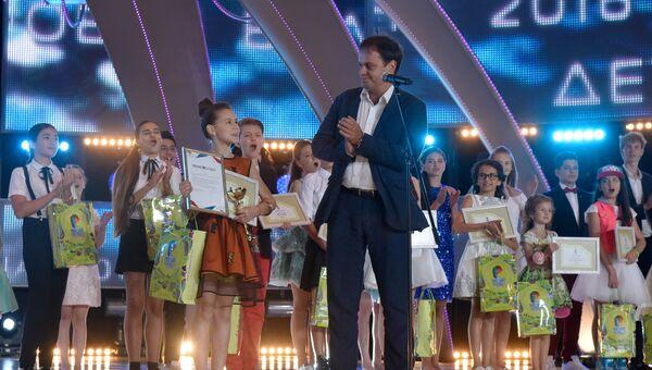Бронзовый призер Детской Новой волны-2016 Мария Мирова из Башкортостана.