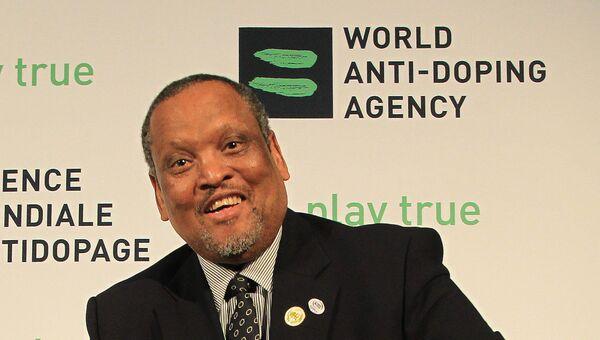 Вице-президент WADA Махенкези Стофиле