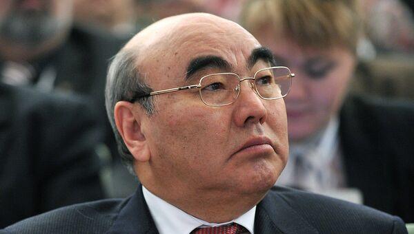 Бывший президент Киргизии Аскар Акаев. Архивное фото