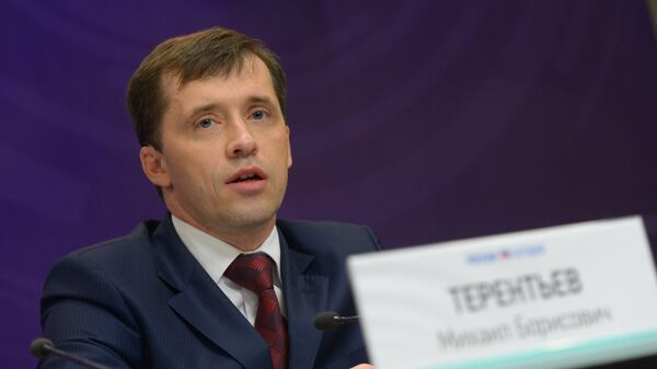 Председатель Всероссийского общества инвалидов, член Совета Международного паралимпийского комитета, чемпион Паралимпийских игр Михаил Терентьев