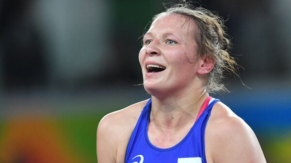Инна Тражукова на XXXI летних Олимпийских играх