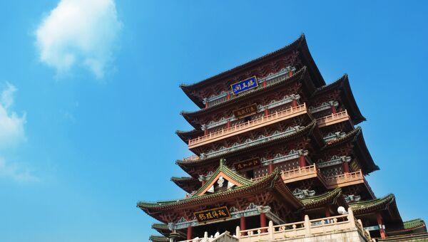 Город Наньчан, Китай. Архивное фото