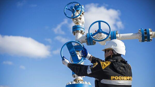 Добыча нефти в России. Архивное фото