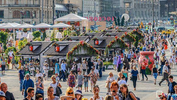 Фестиваль Московское кино. Архивное фото