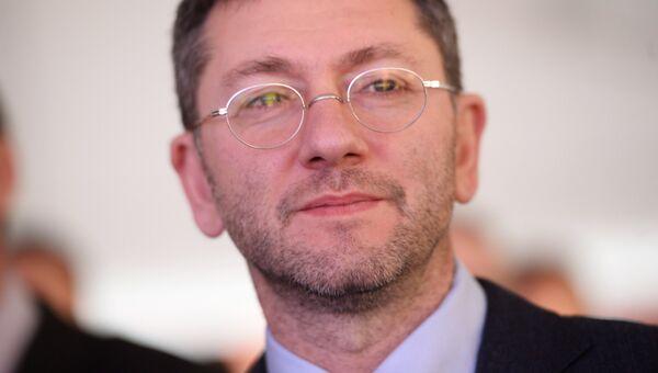 Генеральный директор ПАО Т плюс Борис Вайнзихер. Архивное фото