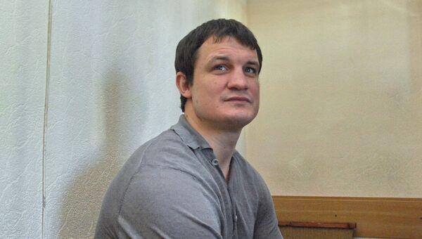 Российский боксер Роман Романчук