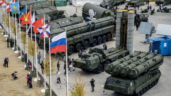 Международный военно-технический форум АРМИЯ-2016