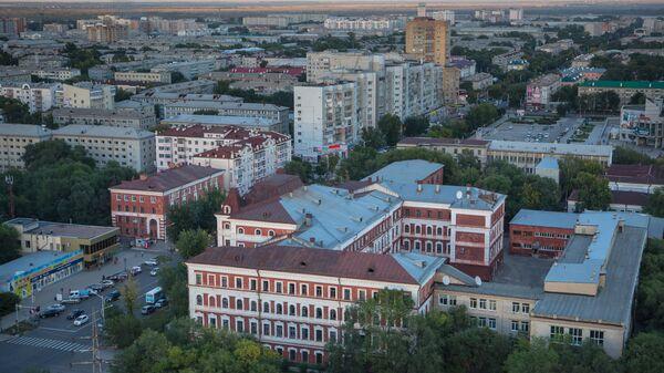 Регионы России. Амурская область