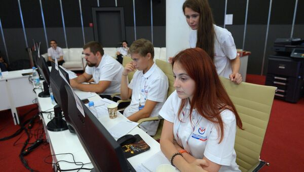 Общественный штаб по наблюдению за выборами в Госдуму РФ