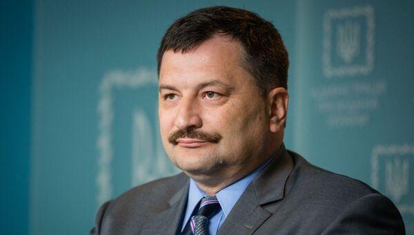 Заместитель главы администрации президента Украины Петра Порошенко Андрей Таранов. Архивное фото