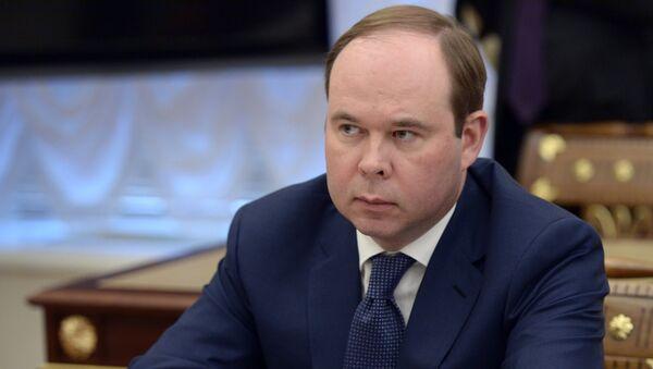 Руководитель администрации президента РФ Антон Вайно. Архивное фото