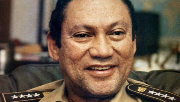 Генерал Мануэль Норьега. Архивное фото