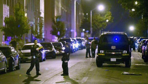 Полицейские в Балтиморе. Архивное фото
