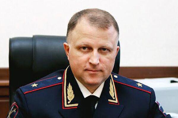 Начальник антикоррупционного главка (ГУЭБиПК) МВД РФ генерал Андрей Курносенко