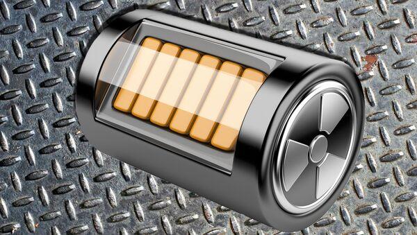 Ядерная батарея. Архивное фото