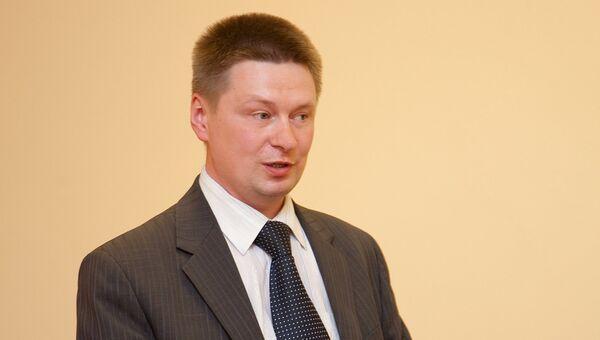 Директор Кировского физико-математического лицея Михаил Исупов. Архивное фото