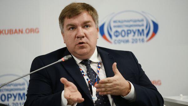 Президент, член совета директоров банка Югра Алексей Нефедов