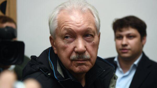 Бывший глава Коми Владимир Торлопов, обвиняемый в коррупции