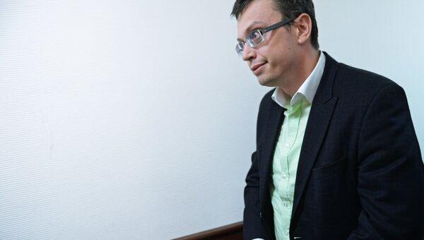 Первый заместитель руководителя ГСУ СК РФ по Москве Денис Никандров. Архивное фото