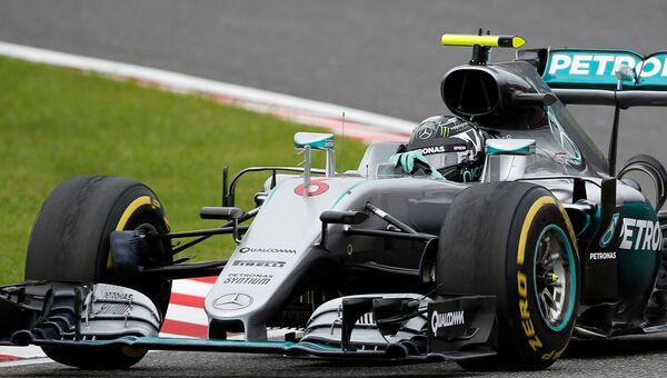 Формула-1. Нико Росберг на Гран-при Японии, 9 октября 2016